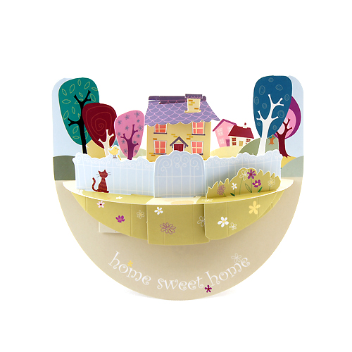 PopnrockHome Sweet Home1type