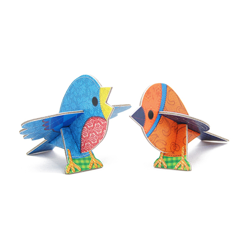 Patch Pops2 Birds투버즈